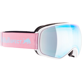 Red Bull SPECT Alley Oop Goggles, white-ice blue snow